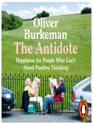 cover image of The Antidote