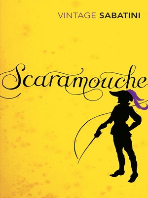 cover image of Scaramouche