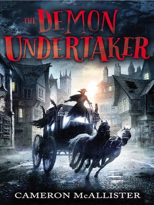 cover image of The Demon Undertaker