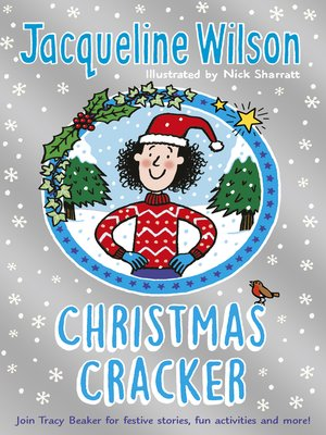 cover image of The Jacqueline Wilson Christmas Cracker