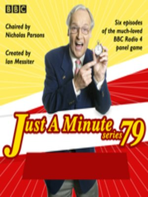 cover image of Just a Minute--Series 79