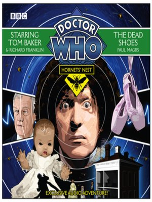 cover image of Doctor Who Hornets' Nest 2--The Dead Shoes