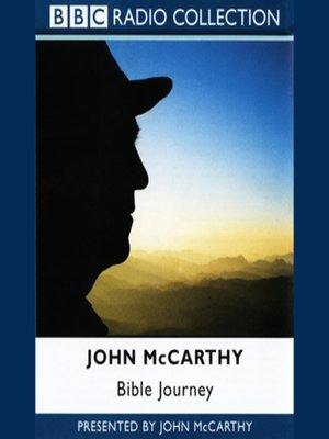 cover image of John McCarthy's Bible Journey