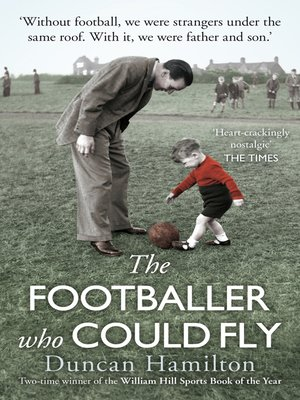 cover image of The Footballer Who Could Fly