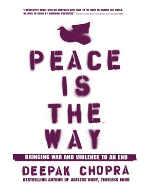 cover image of Peace Is the Way
