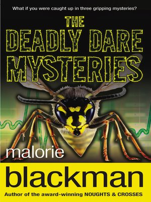 cover image of The Deadly Dare Mysteries