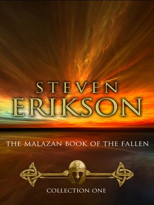 cover image of The Malazan Book of the Fallen--Collection 1