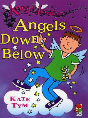 cover image of Angels Down Below
