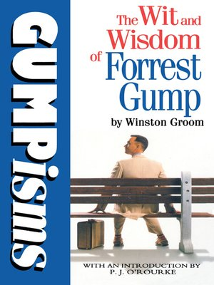 cover image of Gumpisms