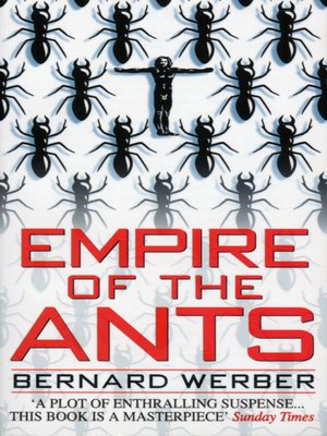 cover image of Empire of the Ants