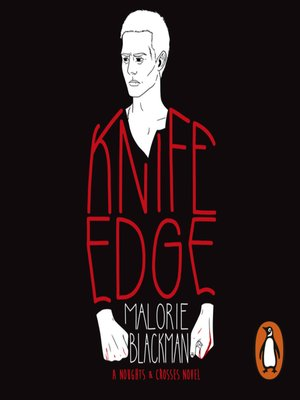 cover image of Knife Edge