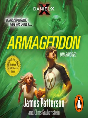 cover image of Daniel X--Armageddon