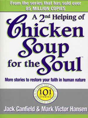 cover image of A 2nd Helping of Chicken Soup for the Soul
