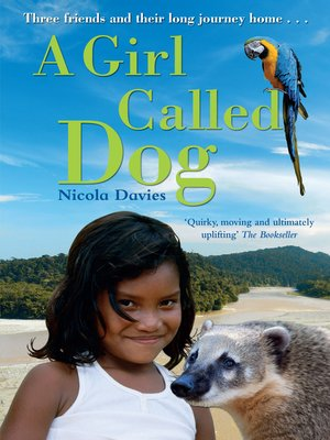 cover image of A Girl Called Dog
