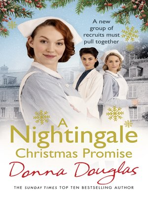 cover image of A Nightingale Christmas Promise