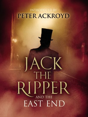 cover image of Jack the Ripper and the East End