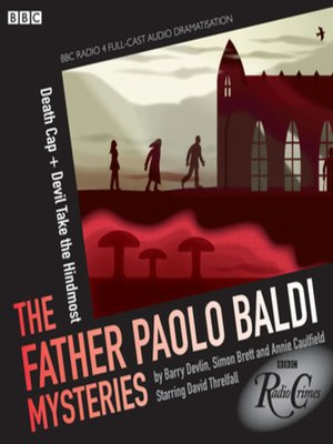 cover image of Father Paolo Baldi Mysteries--Death Cap & Devil Take the Hindmost