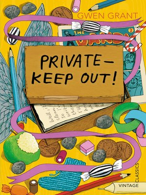 cover image of Private - Keep Out!