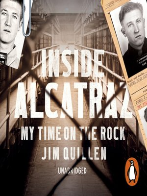 cover image of Inside Alcatraz