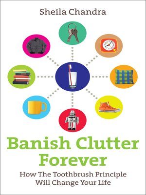 cover image of Banish Clutter Forever