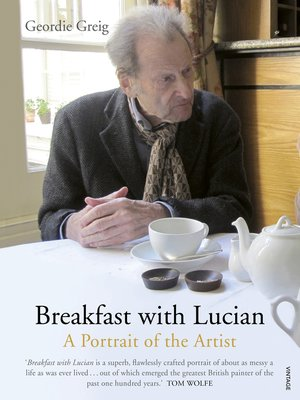 cover image of Breakfast with Lucian