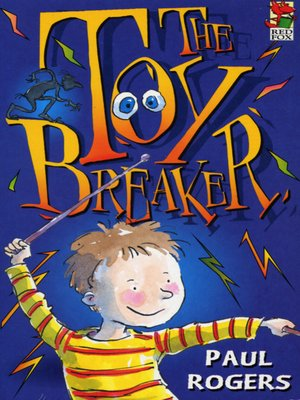 cover image of The Toybreaker