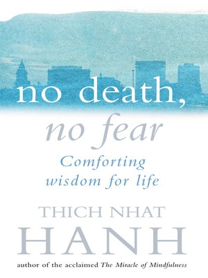 cover image of No Death, No Fear