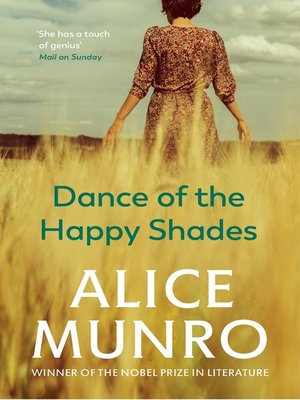 cover image of Dance of the Happy Shades