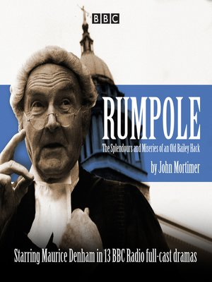 cover image of Rumpole