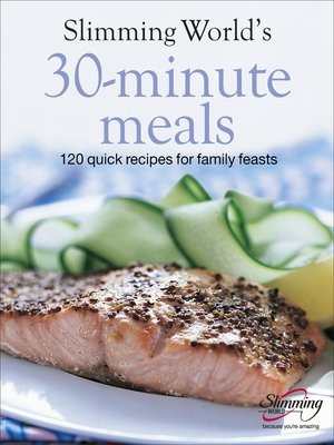 cover image of Slimming World 30-Minute Meals