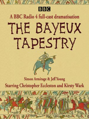 cover image of The Bayeux Tapestry