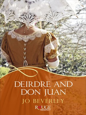 cover image of Deirdre and Don Juan