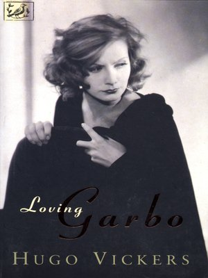 cover image of Loving Garbo