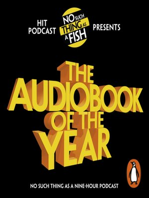 cover image of The Audiobook of the Year