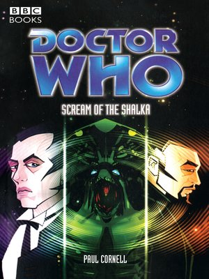 cover image of Doctor Who  the Scream of the Shalka