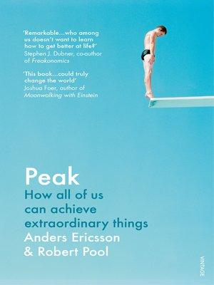 cover image of Peak