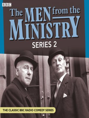 cover image of The Men from the Ministry 2