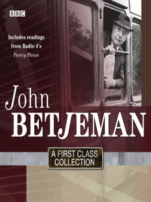 cover image of John Betjeman  a First Class Collection