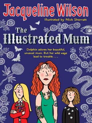 cover image of The Illustrated Mum