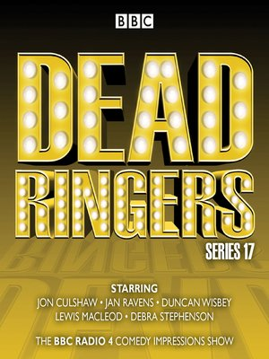 cover image of Dead Ringers--Series 17 plus Christmas Specials