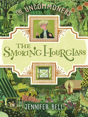 cover image of The Smoking Hourglass