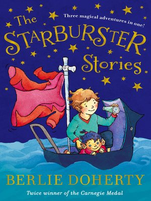 cover image of The Starburster Stories