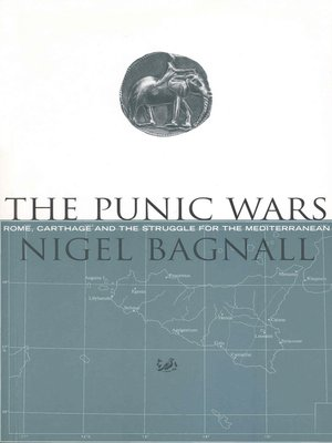 cover image of The Punic Wars