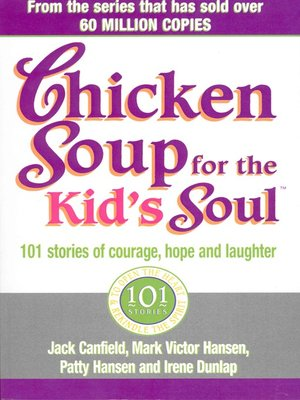 cover image of Chicken Soup For the Kids Soul