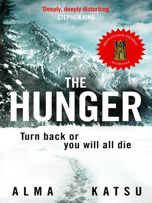 cover image of The Hunger