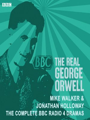 cover image of The Real George Orwell