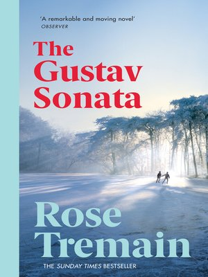 cover image of The Gustav Sonata