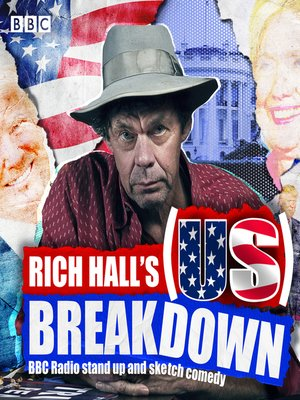 cover image of Rich Hall's (US) Breakdown