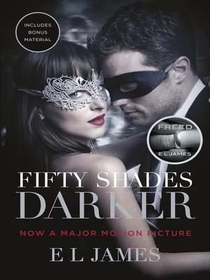 cover image of Fifty Shades Darker