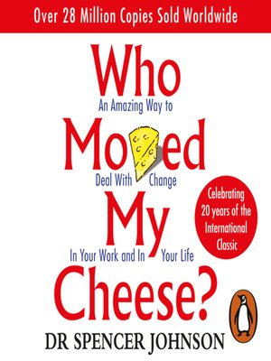 cover image of Who Moved My Cheese